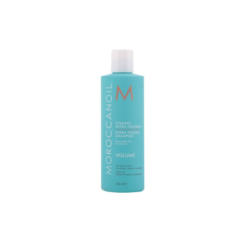 volume extra volume shampoo 250 ml