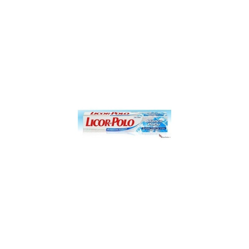 LICOR DEL POLO PASTA DENTRÍFICA 75 ML
